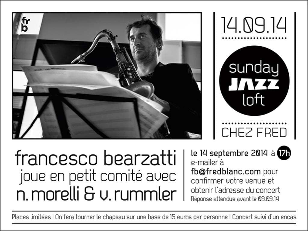 Jazz Loft Sept 2014