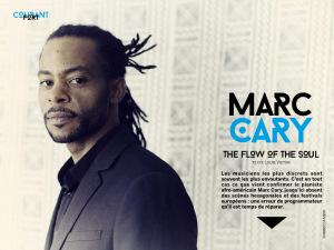 Marc Cary VF