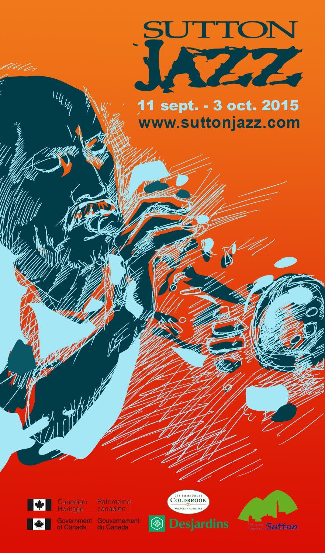 Affiche Sutton Jazz