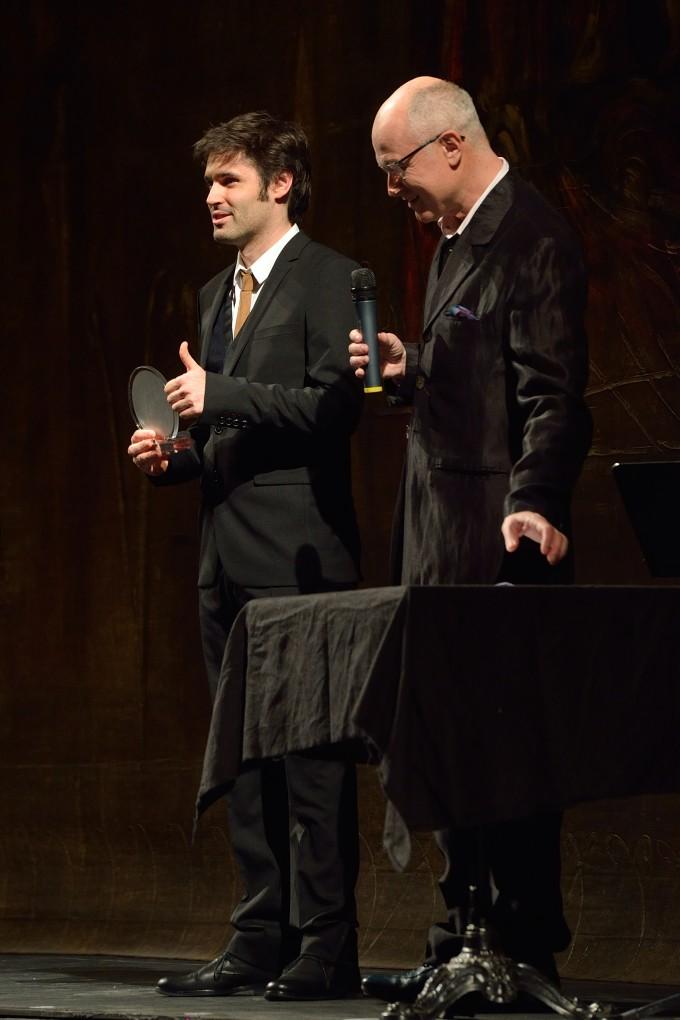 Paul Lay & François Lacharme ©Photo Philippe Marchin