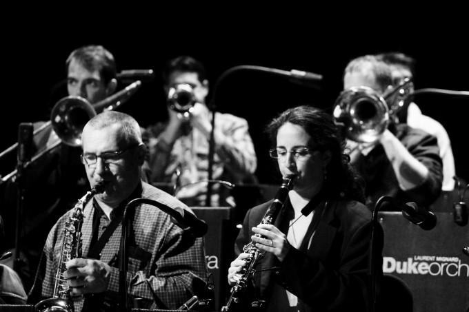 Le Duke Orchestra ©Photo Couleurs Jazz