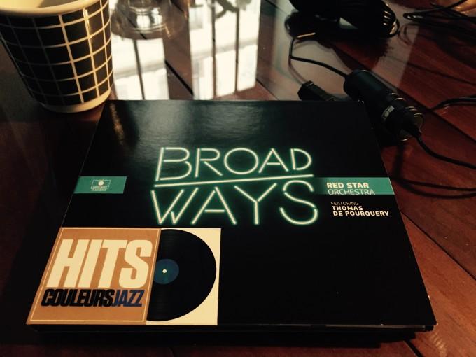 Broadways album is a Hit Couleurs Jazz