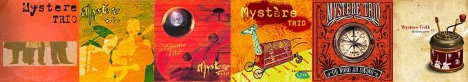 albums Mysteretrio Quartet