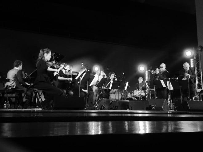 Quatuor Equinoxe et Quintet Jacky Terrasson ©Couleurs Jazz