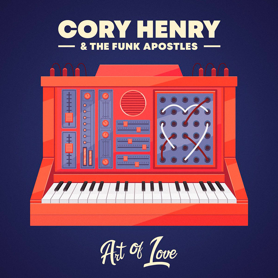 Cory Henry and the Funk Apostles – The Art of Love