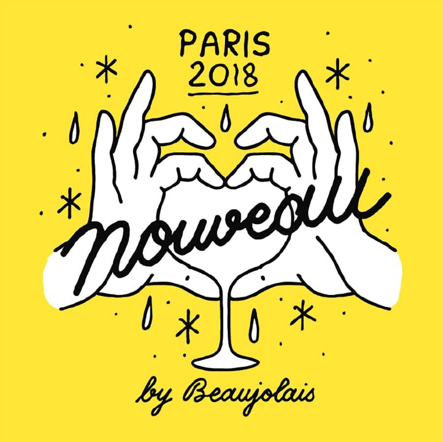 Le Beaujolais Nouveau 2018 est arrivé, aux Bains…
