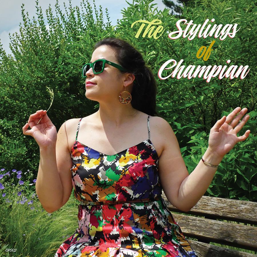 Champian Fulton – « The Stylings of Champian »