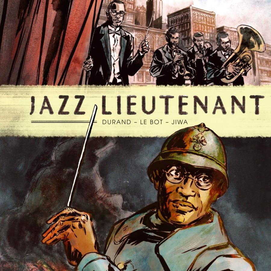 """Jazz Lieutenant"", de Malo Durand, Erwan Le Bot et Jiwa"