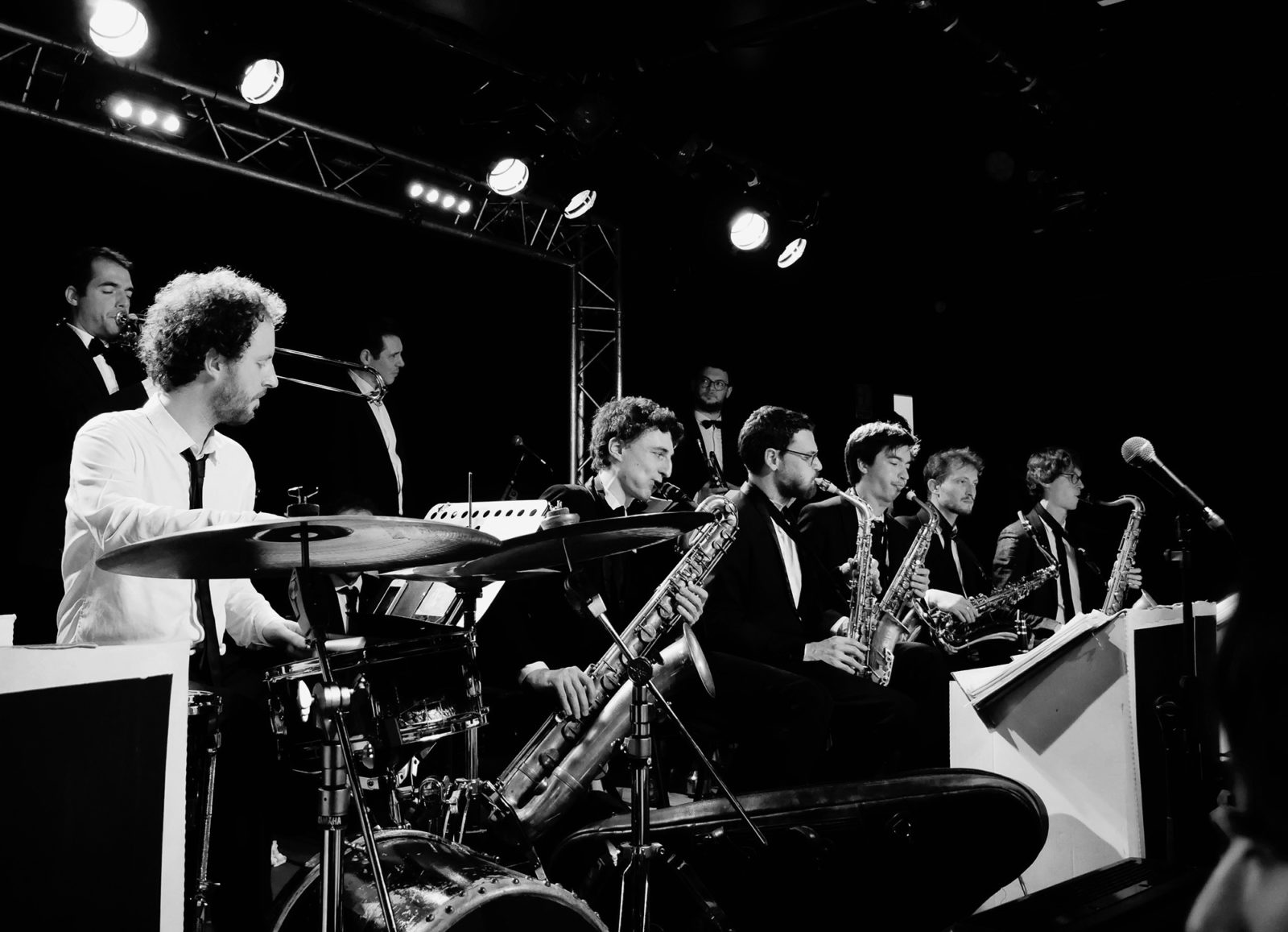 Umlaut Big Band – The King of Bungle Bar…