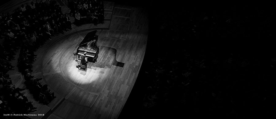 Brad Mehldau & Ian Bostridge – Philharmonie, Paris – 25/02/19