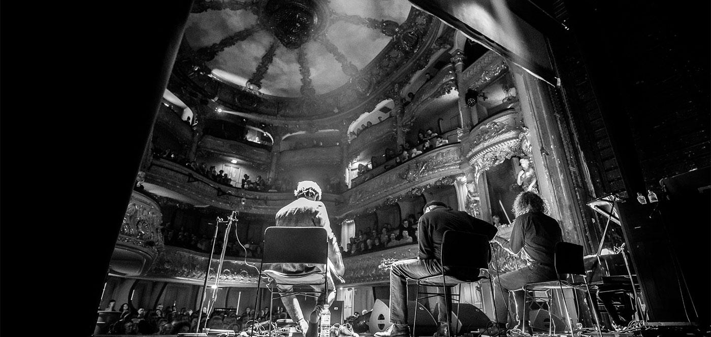 The Gloaming @ Théâtre de l'Athénée, Paris