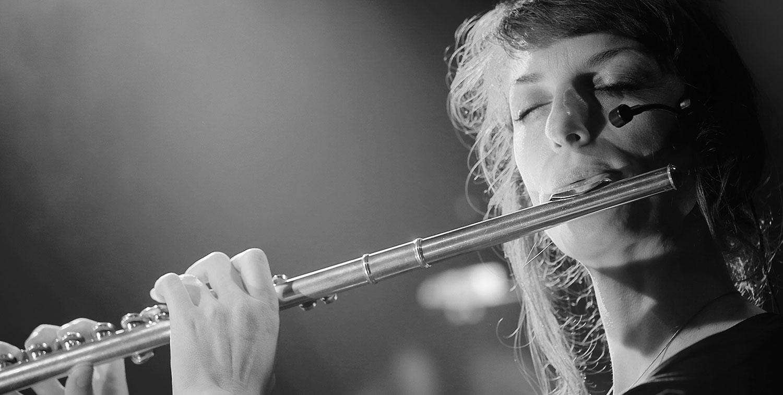 Emilie Calmé – Flûte Poésie – 21/05 @ The Sunside, Paris