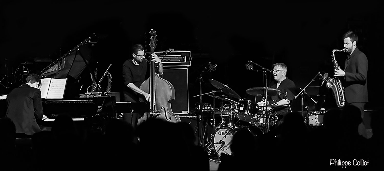 Jazz à L'Étage   10th Edition – 02/09//03/09  @ Rennes & St-Malo