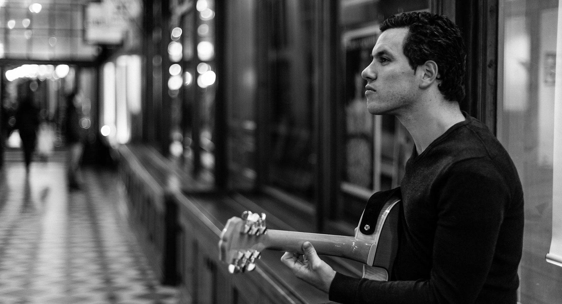 Hugo Corbin – Inner Roads