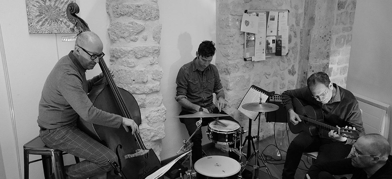 Jean de Aguiar – Acoustica – 17/04/2017 au Sunset, Paris