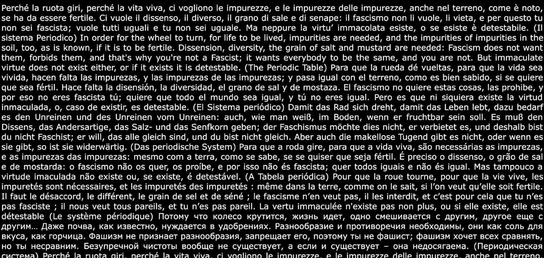 Simone Di Benedetto & Alberto Collodel – Instit. Cult. Italien – 03/07