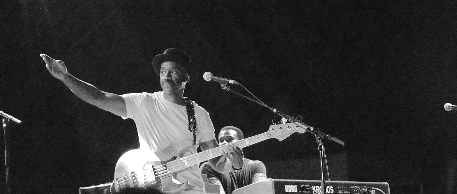 NIGHTS OF THE GUITAR OF PATRIMONIO : MARCUS MILLER AND THE GHOSTS