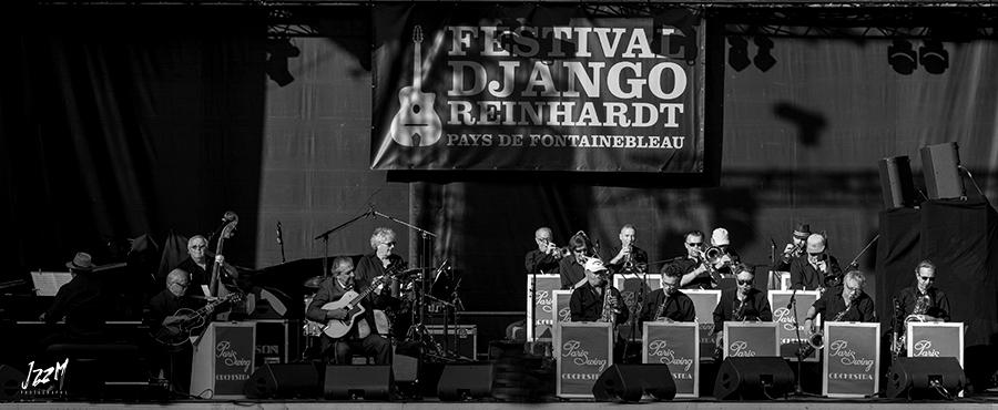 Festival Django Reinhardt, Fontainebleau 2019