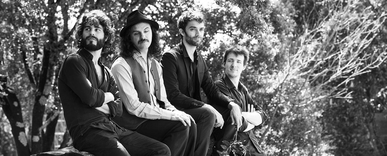 Matia Levréro, Tcha Limberger – Mediterranean Quartet