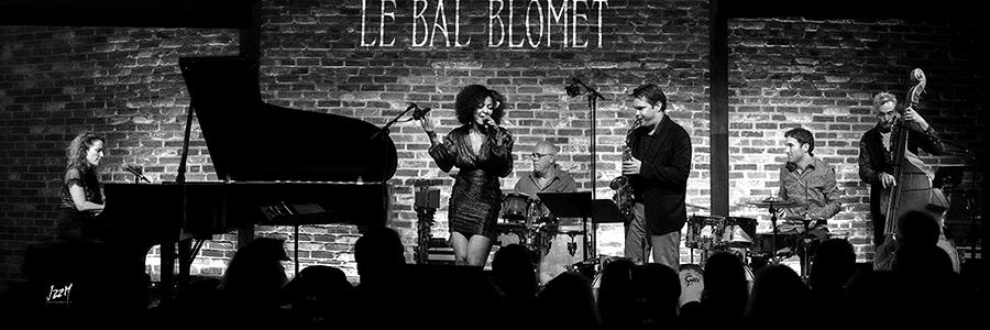 Nina Papa feat. Baptiste Herbin@ Le Bal Blomet, Paris