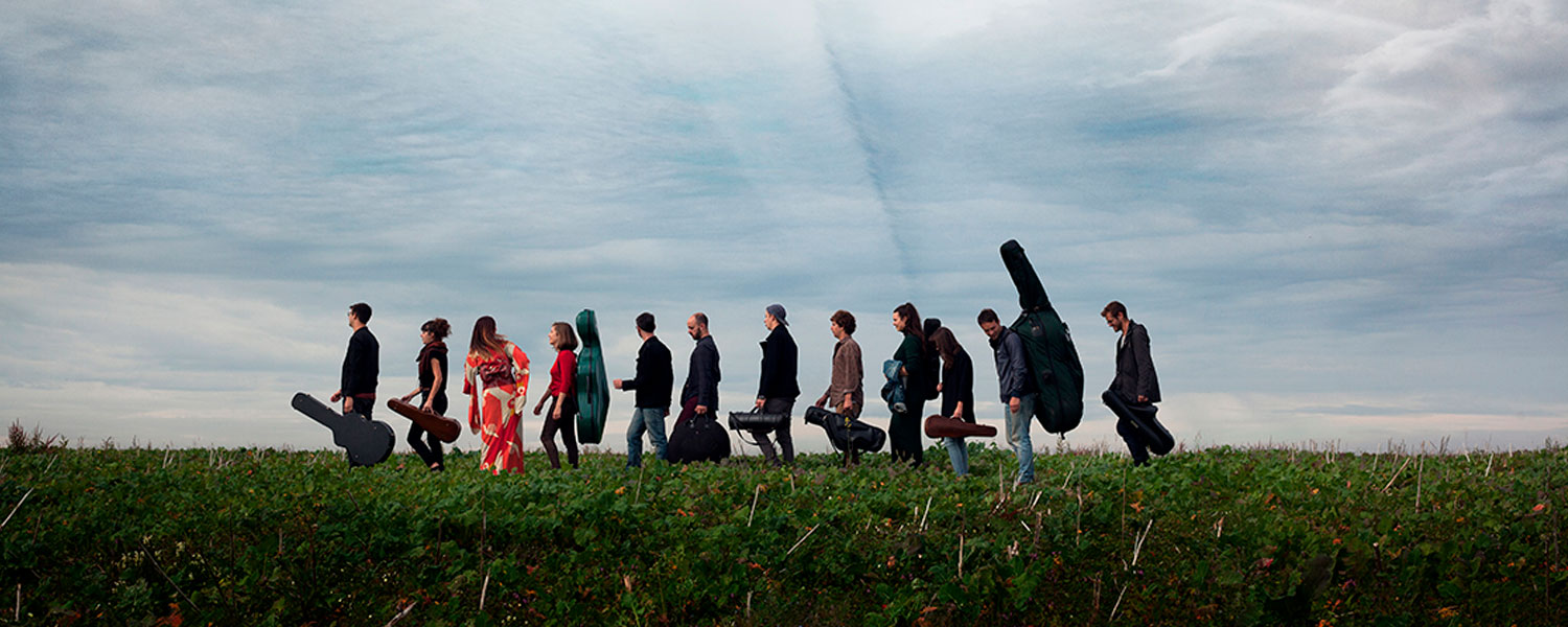 Ellinoa & Wanderlust Orchestra – Pan Piper, Paris – 7 octobre 2019