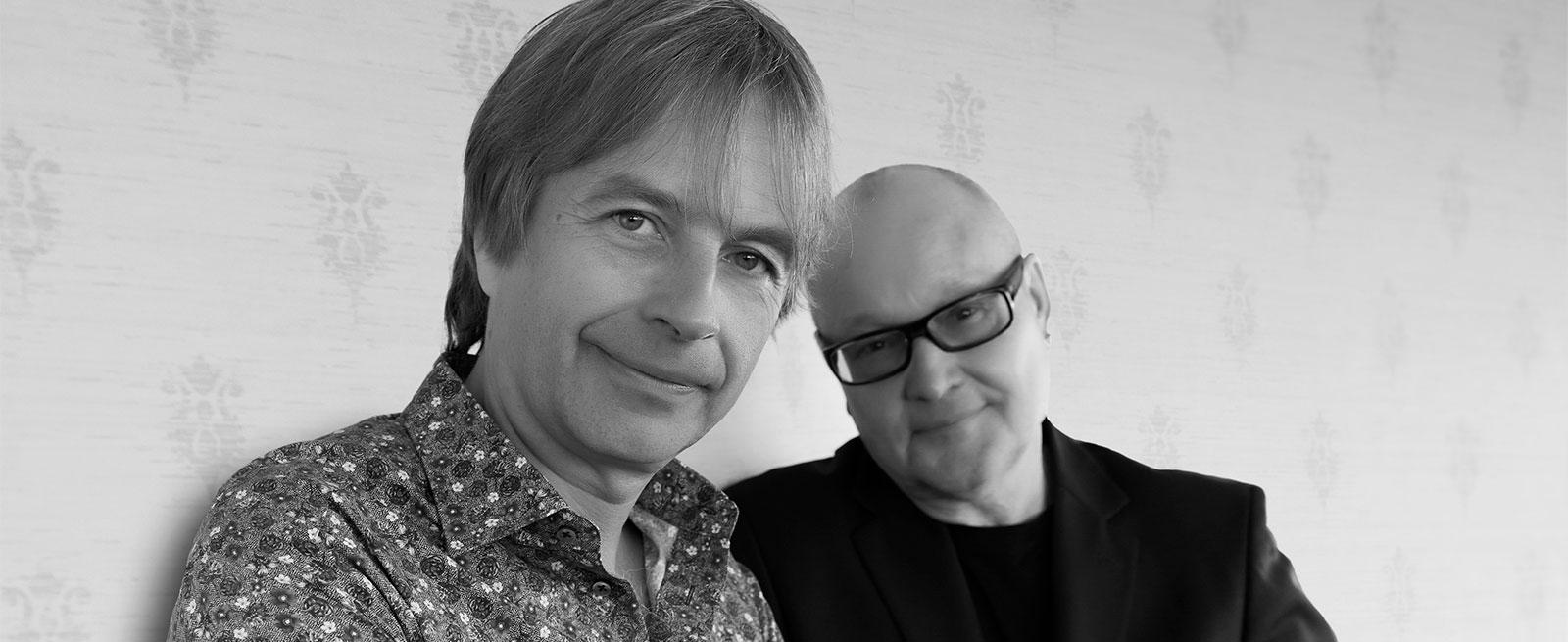 Nils Landgren & Jan Lundgren – Kristallen