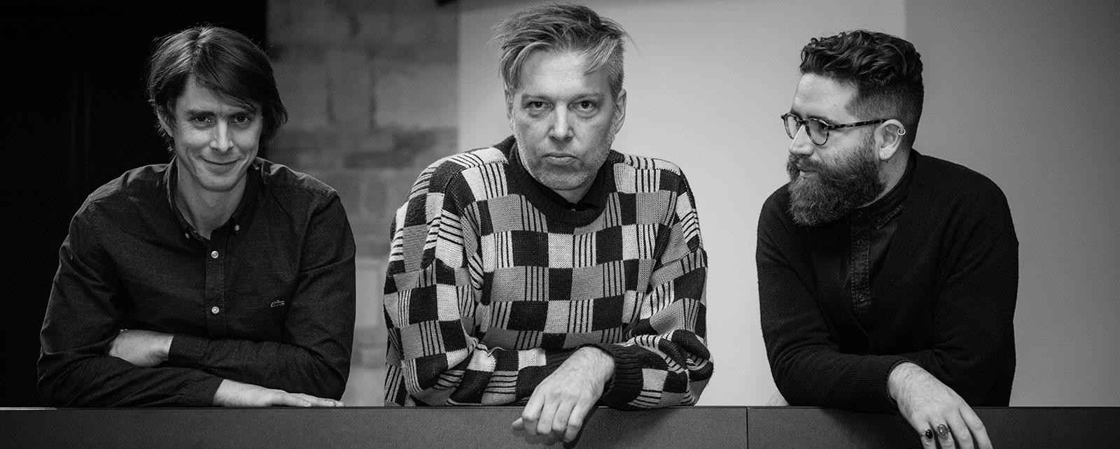 Daniel Erdmann's Velvet Revolution – Won't Put No Flag Out