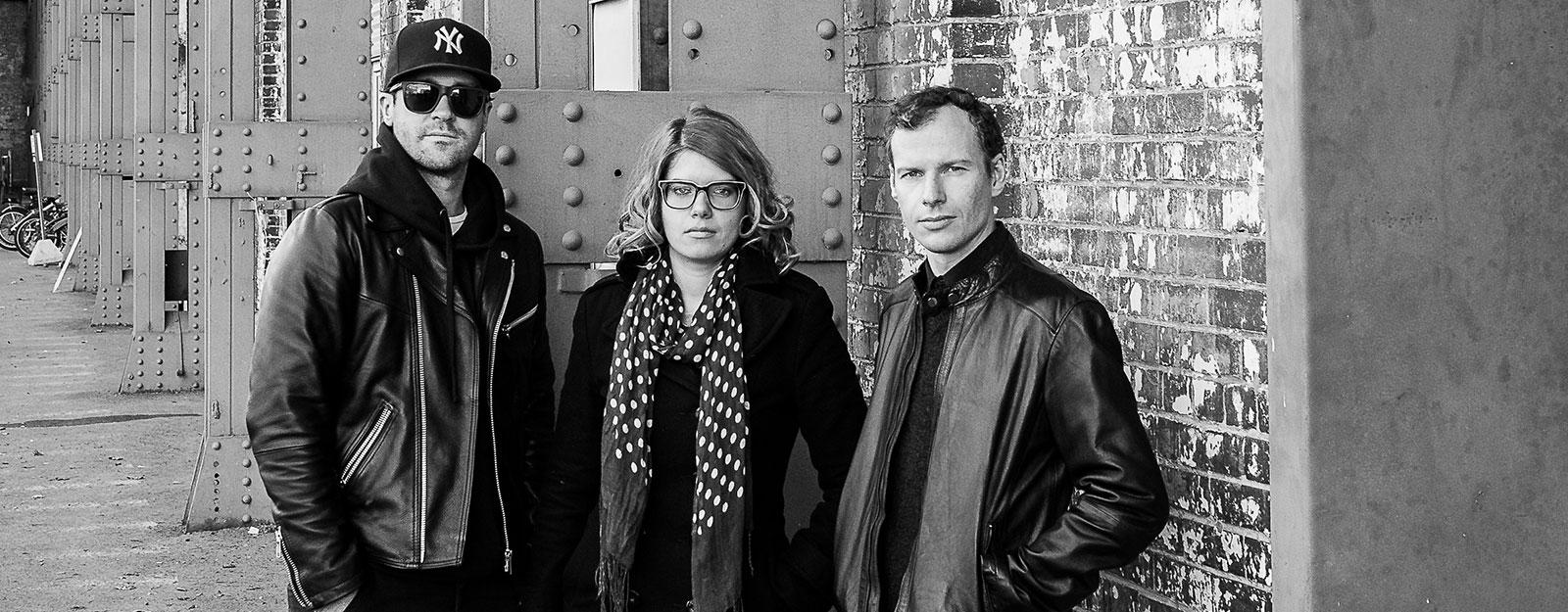 Emie R Roussel trio – Rythme de Passage