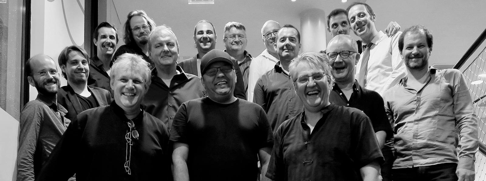 Multiquarium Big Band – Remembering Jaco