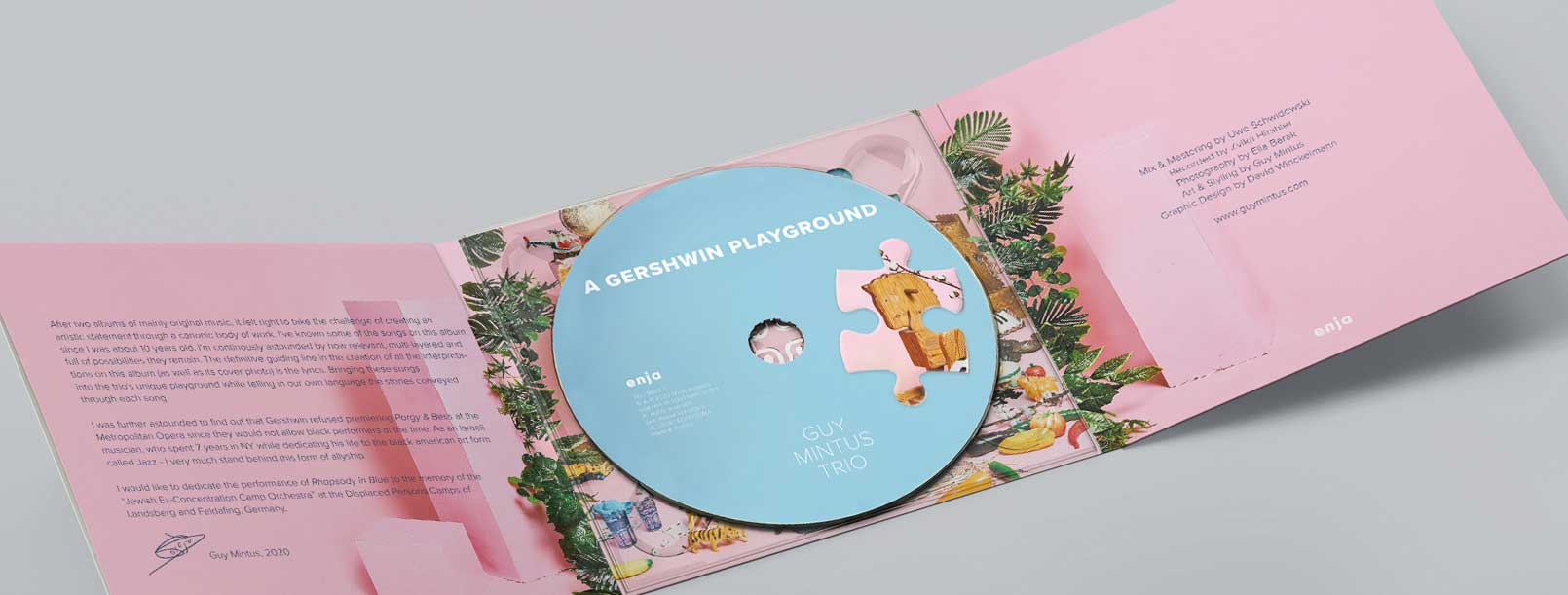 Guy Mintus – Gershwin Playground
