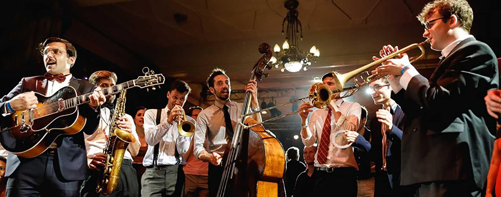 Mat Najean Jazz Band – Panorama